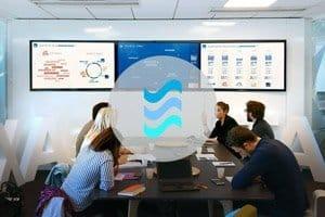 BuzzCasting Social Wall & Digital Wall